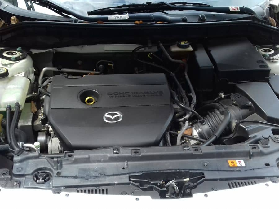 2014 Mazda MazdaSpeed3 - Interior Front View