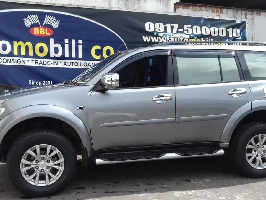 2014 Mitsubishi Montero Sport - Left View
