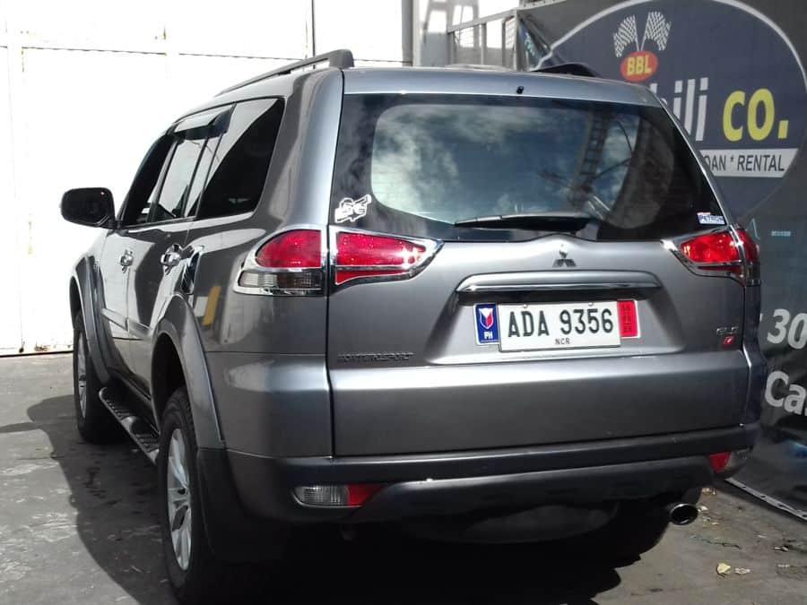 ... 2014 Mitsubishi Montero Sport   Rear View ...
