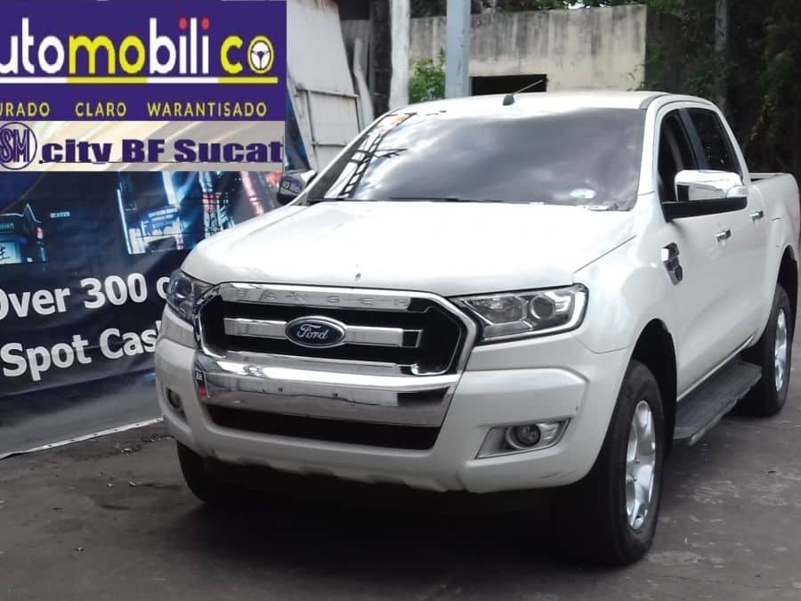 2016 Ford Ranger - Front View