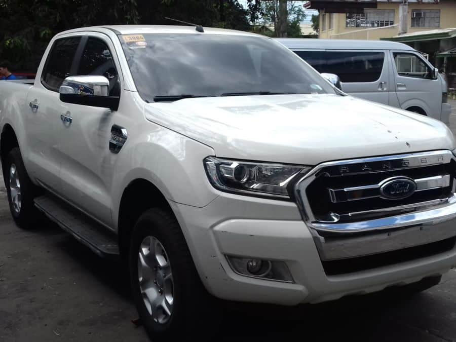 2016 Ford Ranger - Right View