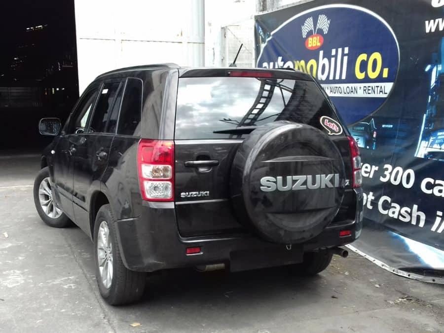 2015 Suzuki Grand Vitara - Rear View