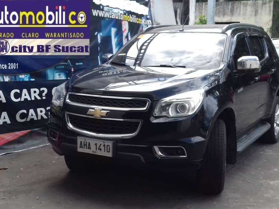 2014 Chevrolet Trailblazer - Front View