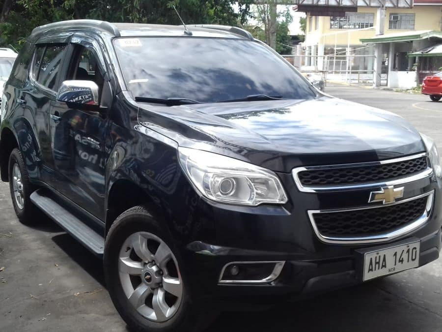 2014 Chevrolet Trailblazer - Right View