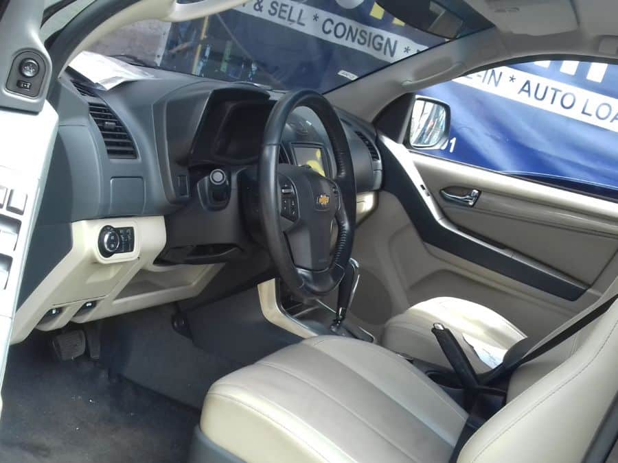 2014 Chevrolet Trailblazer - Interior Front View