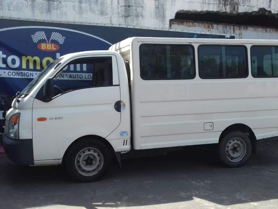 2012 Hyundai H100 - Left View