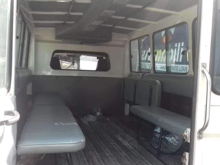 2012 Hyundai H100 - Interior Front View