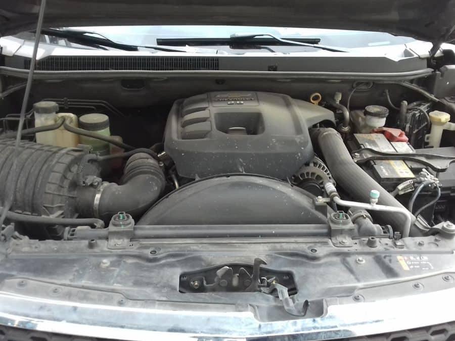 2016 Chevrolet Colorado - Interior Rear View