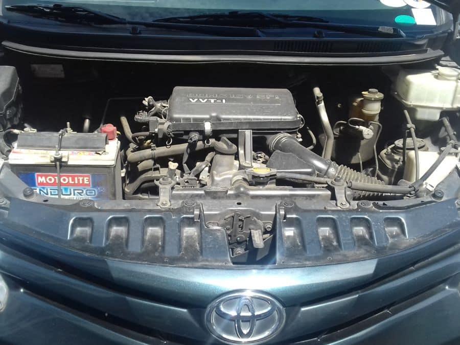 2015 Toyota Avanza - Interior Rear View