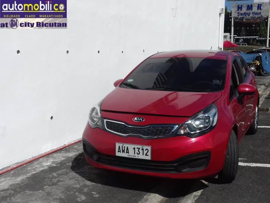 2015 Kia Rio - Front View