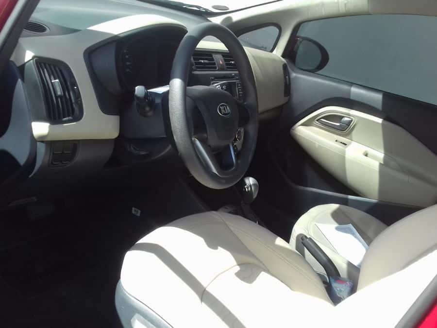 2015 Kia Rio - Interior Front View