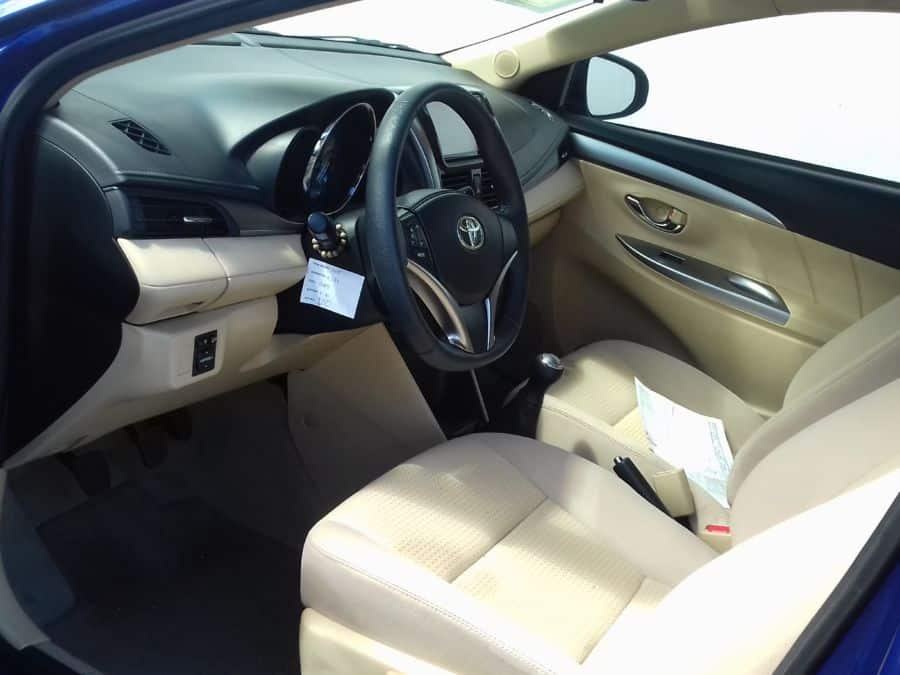 2016 Toyota Vios - Interior Front View