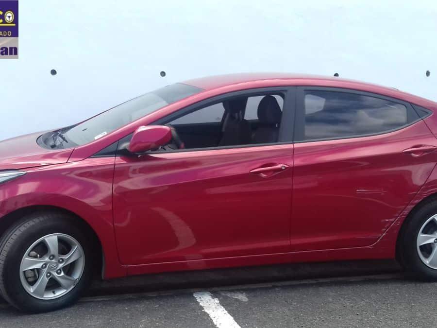2014 Hyundai Elantra - Left View