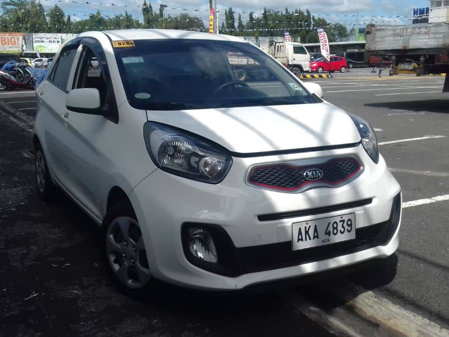 2015 Kia Picanto - Right View