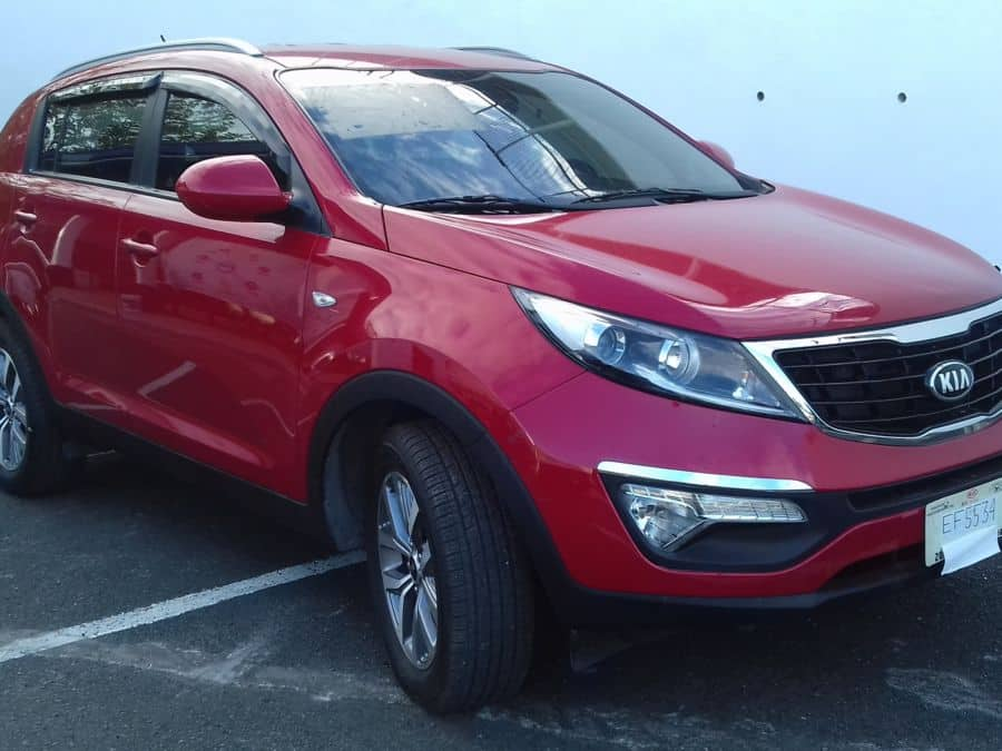 2015 Kia Sportage - Right View