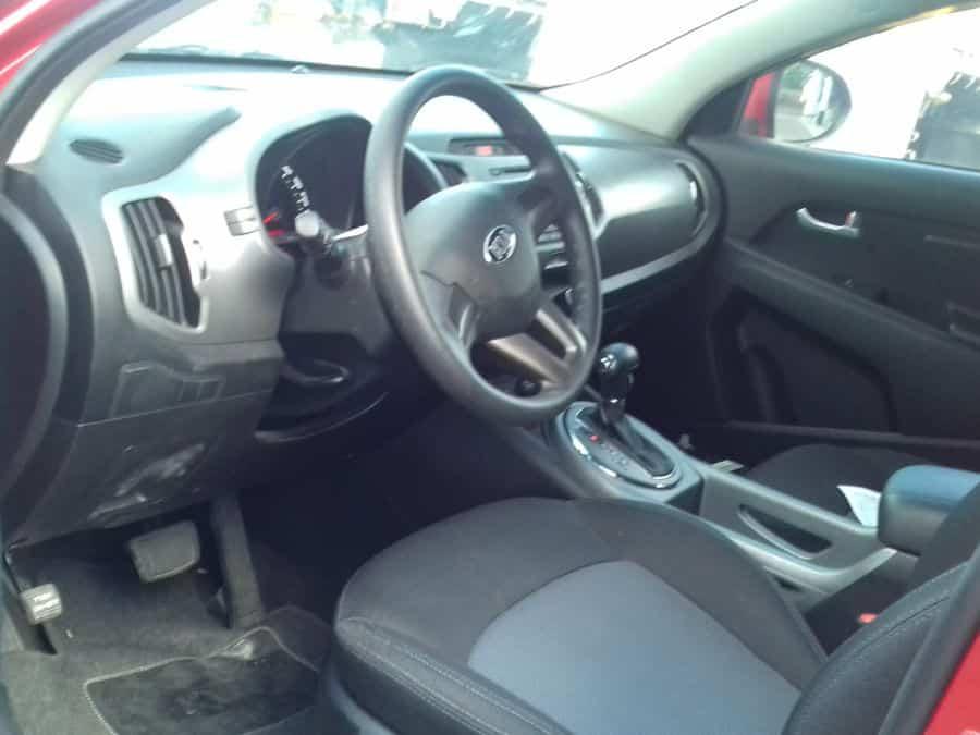 2015 Kia Sportage - Interior Front View