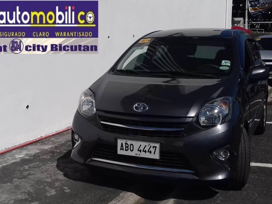 2015 Toyota Wigo - Front View
