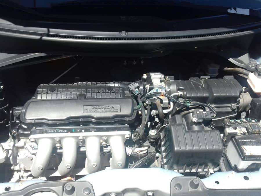 2015 Honda Brio - Interior Rear View