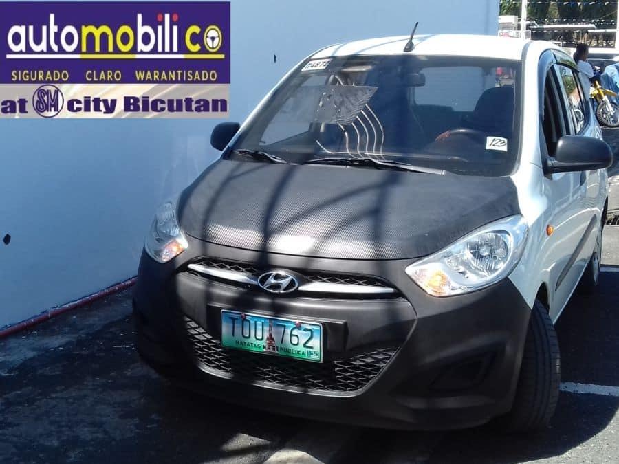 2012 Hyundai Eon - Front View