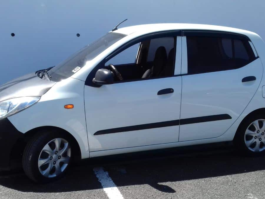 2012 Hyundai Eon - Left View