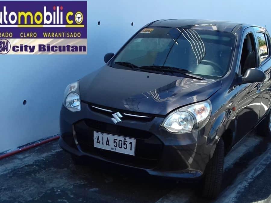2015 Suzuki Alto - Front View