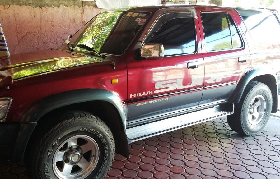 2003 Toyota 4Runner - Front View