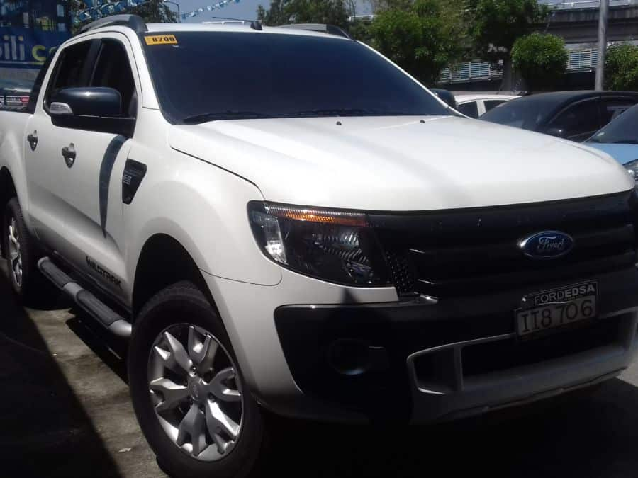 2015 Ford Ranger - Right View