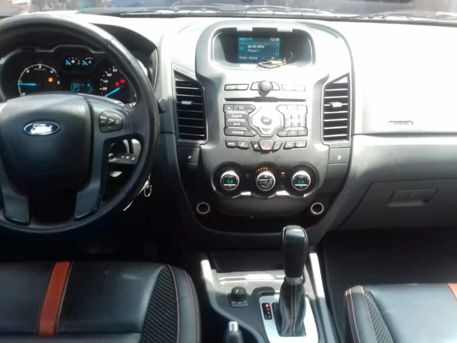 2015 Ford Ranger - Interior Front View