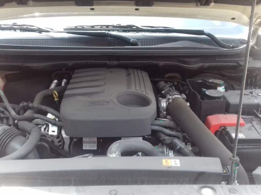 2015 Ford Ranger - Interior Rear View