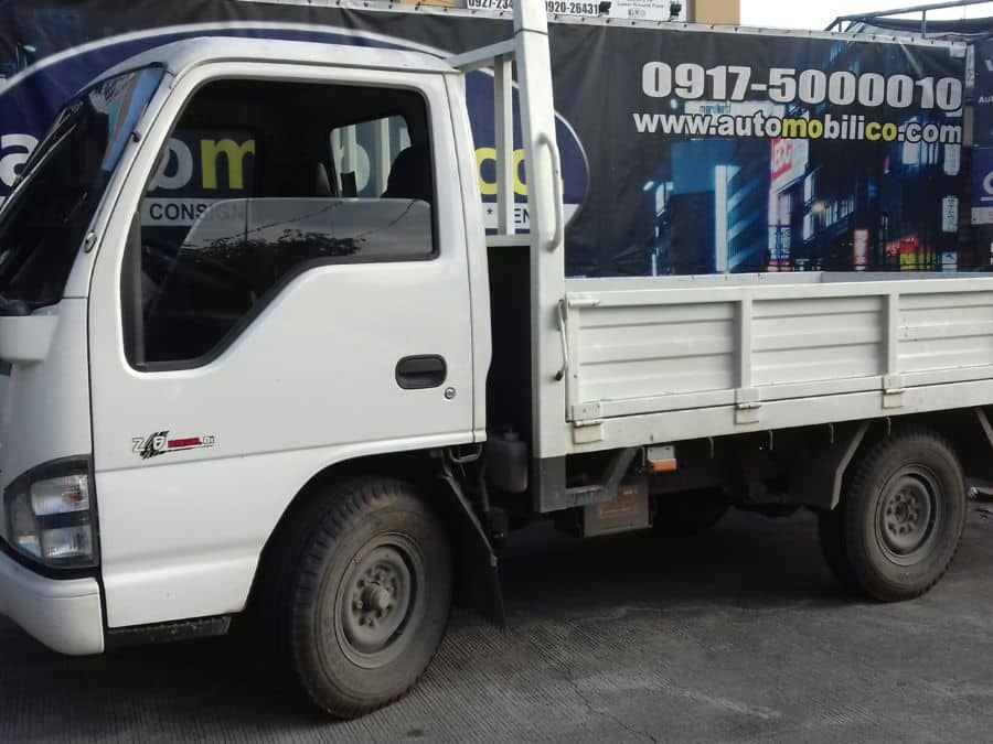 2015 Isuzu NHR - Left View