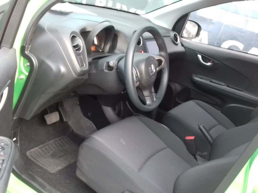 2015 Honda Brio - Interior Front View