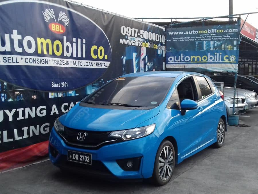 2016 Honda Jazz - Front View