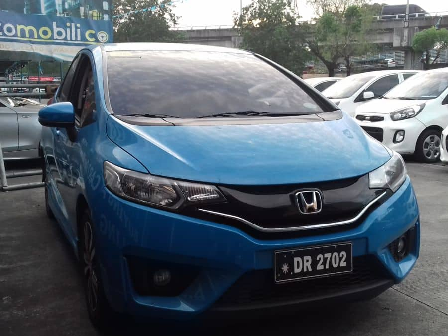 2016 Honda Jazz - Right View