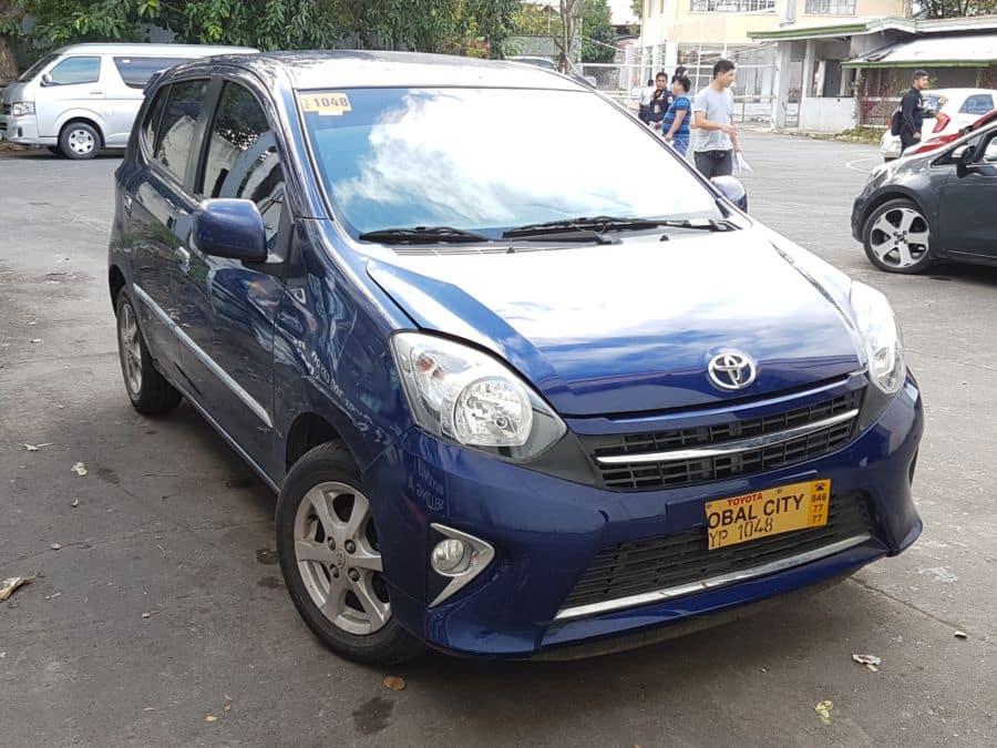 2015 Toyota Wigo - Right View