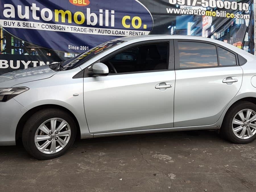 2015 Toyota Vios - Left View
