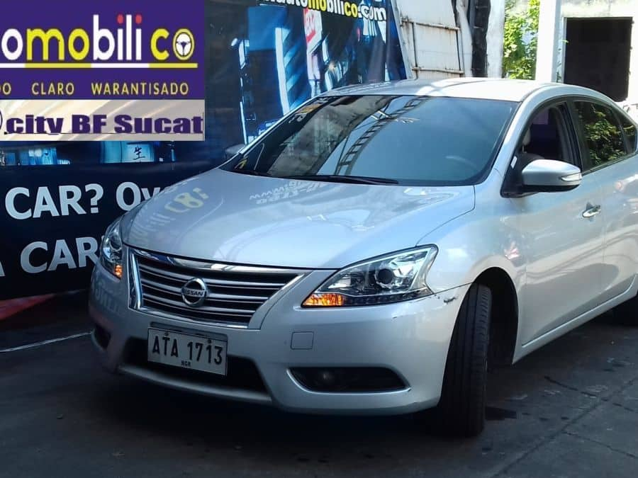 2014 Nissan Sylphy - Front View