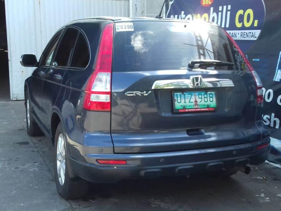 2011 Honda CR-V - Rear View