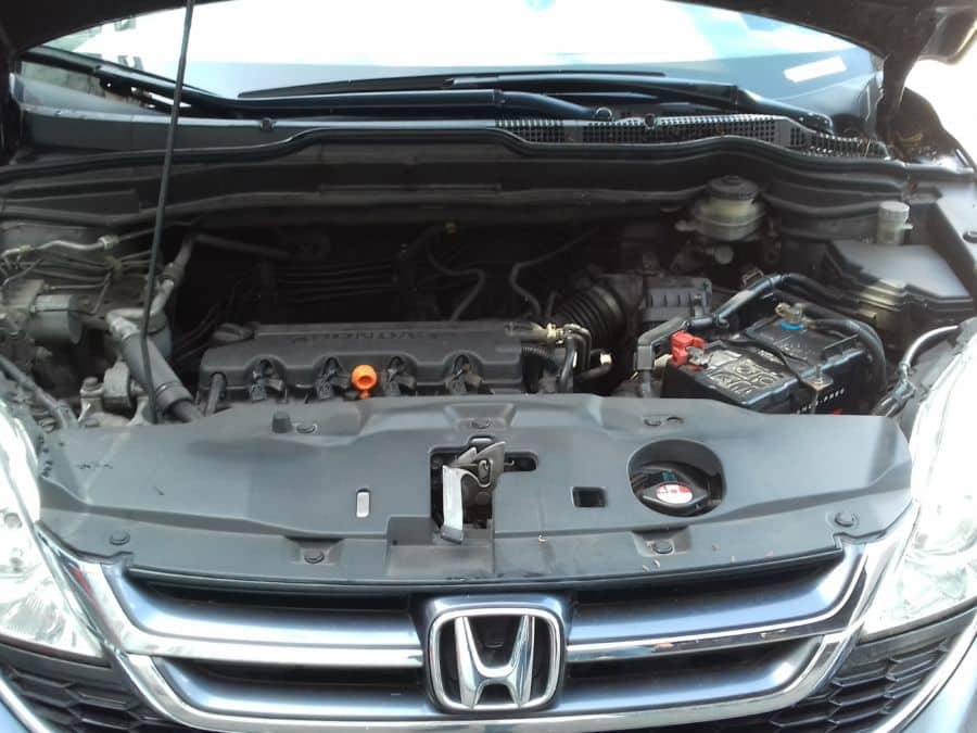 2011 Honda CR-V - Interior Rear View