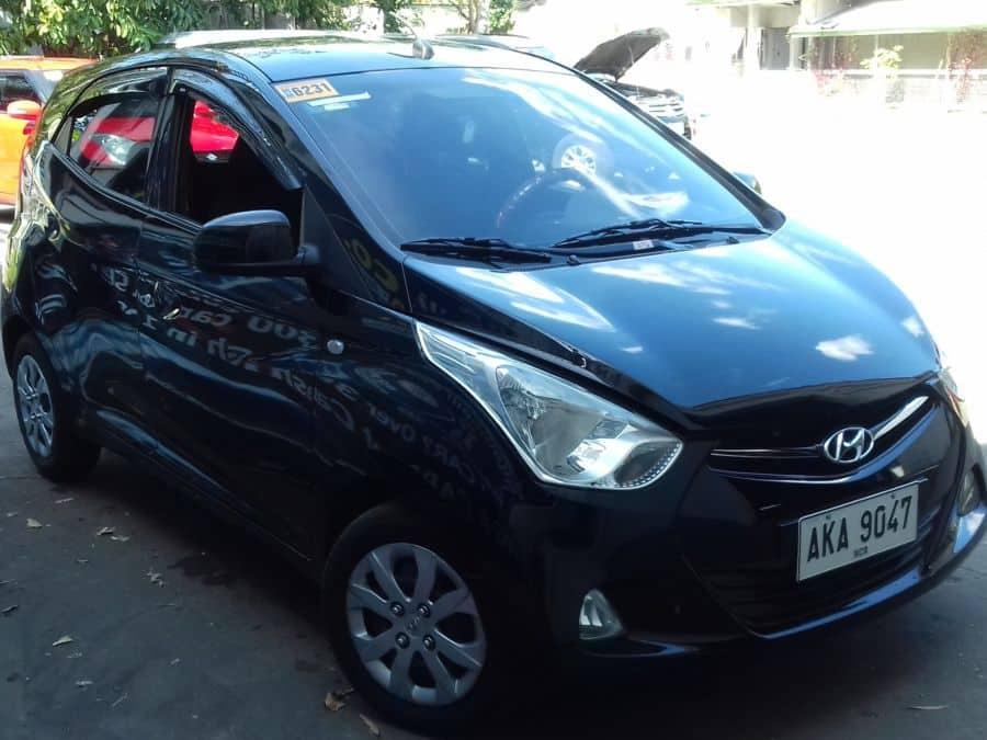 2014 Hyundai Eon - Right View