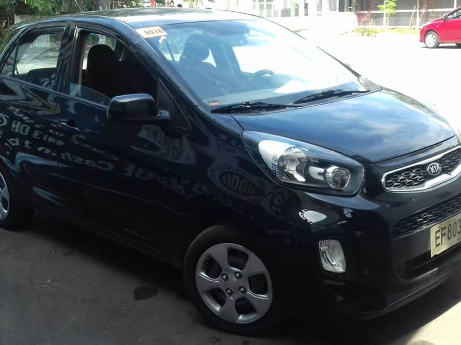 2016 Kia Picanto - Right View