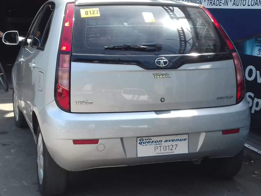 2014 Tata Vista - Rear View