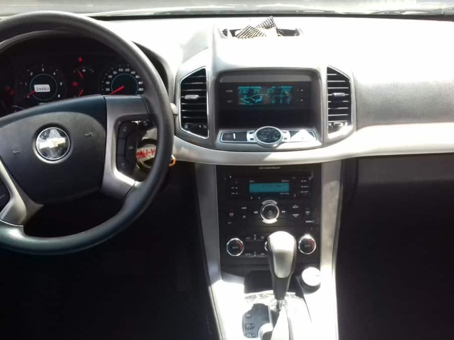2014 Chevrolet Captiva - Interior Front View