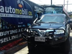 2013 Foton Thunder - Front View