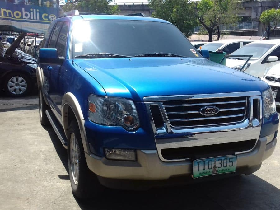 2010 Ford Explorer - Right View