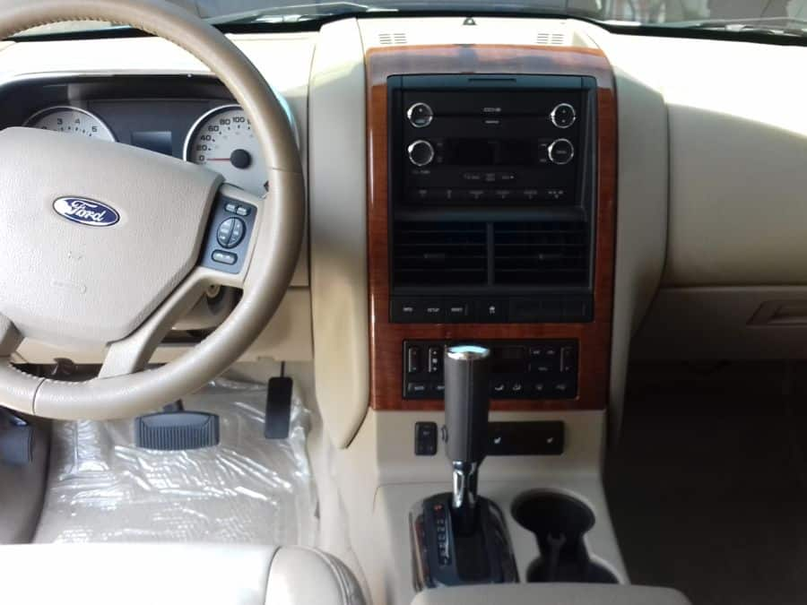 2010 Ford Explorer - Interior Front View