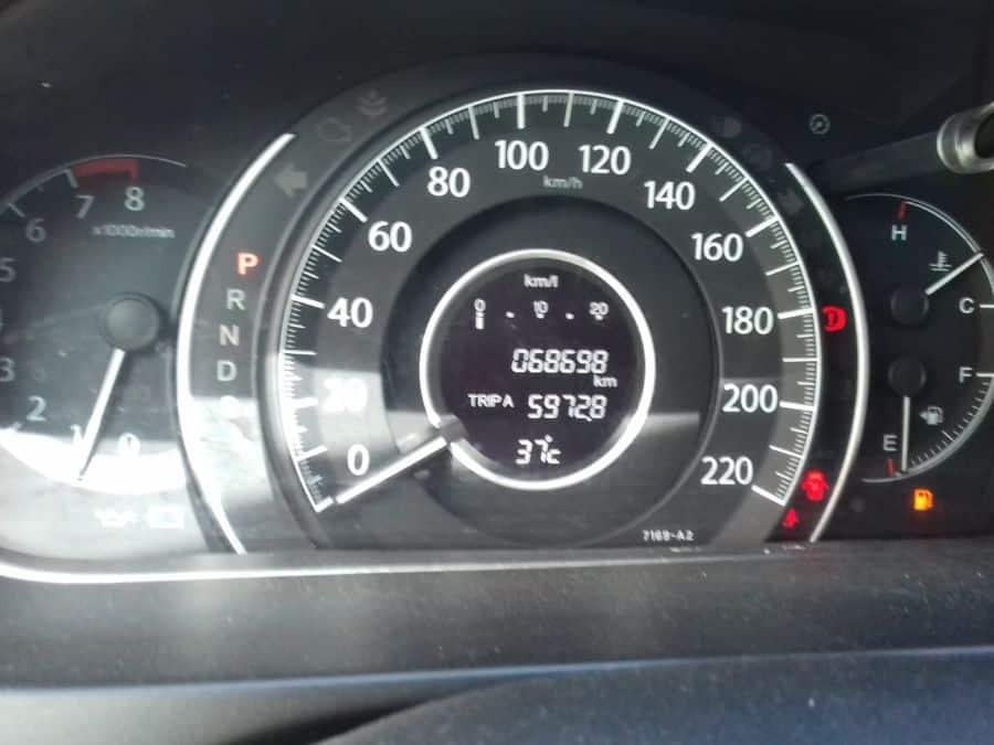 2012 Honda CR-V - Interior Front View