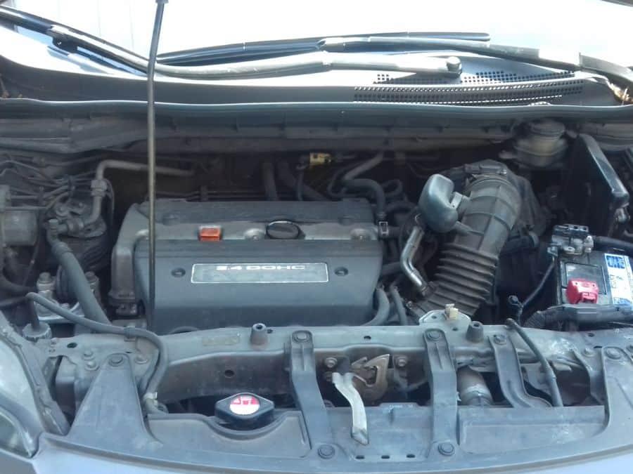 2012 Honda CR-V - Interior Rear View