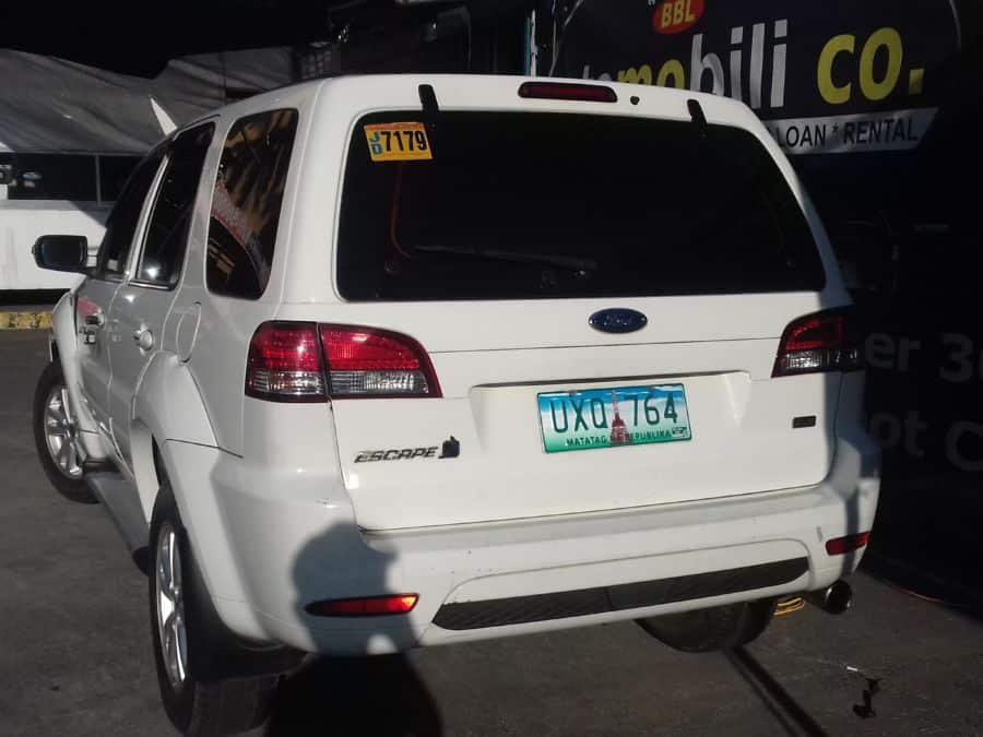2013 Ford Escape - Rear View