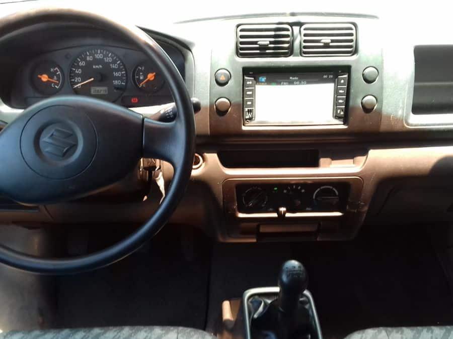 2011 Suzuki APV - Interior Front View