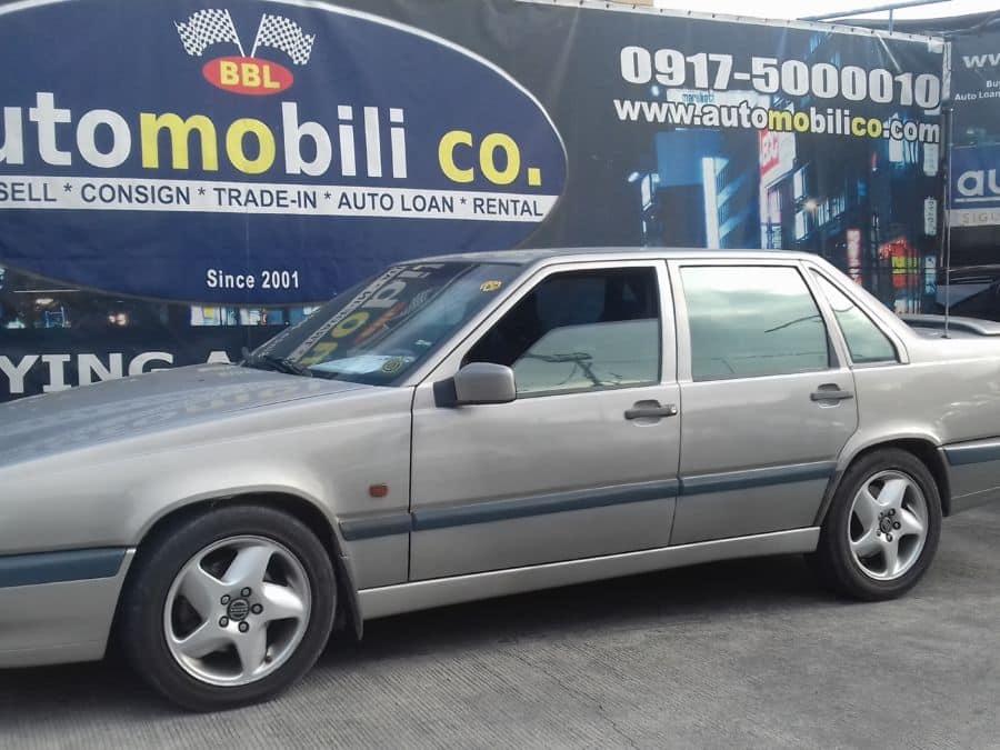 1997 Volvo 850 - Left View